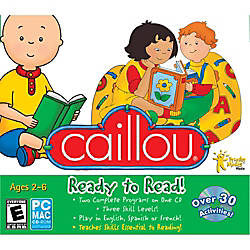 Caillou Ready To Read Download Version