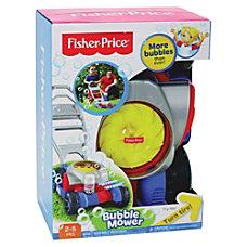 Fisher Price Bubble Mower Plastic