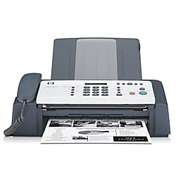 Hp 640 Plain Paper Fax By Office Depot Amp Officemax
