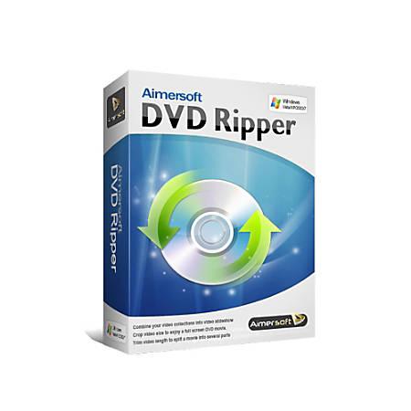 Buy Aimersoft DVD Ripper