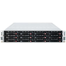 Supermicro SuperServer 6027TR HTFRF Barebone System