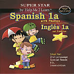 Super Star Spanish With Phonics Mac