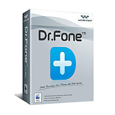 Wondershare DrFone for iOS Mac Download