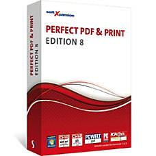Perfect PDF and Print 8 Download