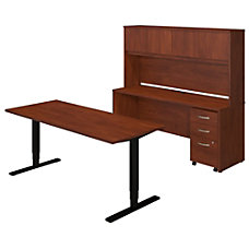 Bush Business Furniture Components Elite Height