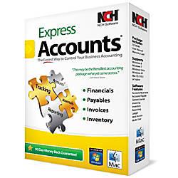 Express Accounts Download Version
