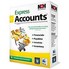 Express Accounts Download Version