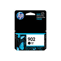 HP 902 Black Ink Cartridge T6L98AN140