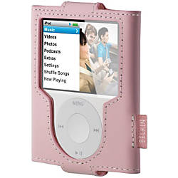 Belkin Leather Sleeve for iPod nano