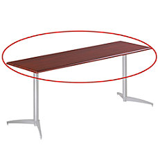 Iceberg OfficeWorks Rectangular Table Top 60
