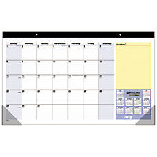 AT A GLANCE QuickNotes Desk Calendar
