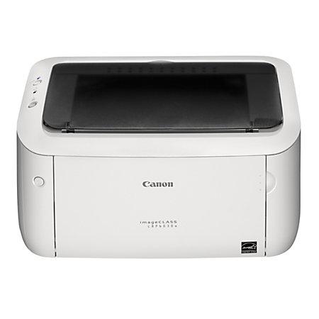 Canon imageclass wireless monochrome laser printer for Canon printer templates