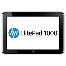 HP ElitePad 1000 G2 Net tablet