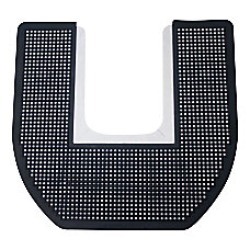 Rochester Midland Sanitary Commode Floor Mats