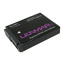 Lenmar Battery For Sony NP FR1