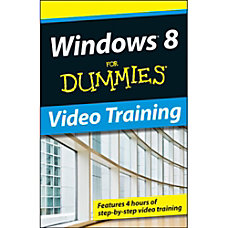 Windows 8 For Dummies 6 Month