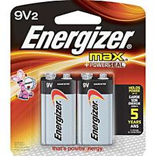Eveready Max Alkaline 9 Volt Battery
