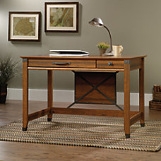 Sauder Carson Forge Collection Computer Desk