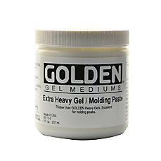 Golden Molding Paste Extra Heavy Gel