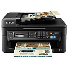 Epson WorkForce WF 2630 Wireless Color