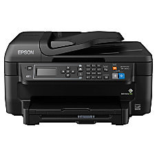 Epson WorkForce WF 2650 Wireless Color
