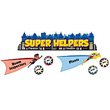 Carson Dellosa Super Power Super Helpers