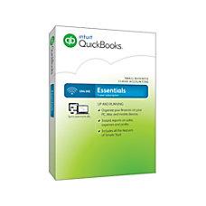 QuickBooks Online Essentials 2016 Download Version