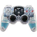 PS2 dreamGEAR Lava Glow Wireless Controller