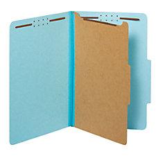 Pendaflex Pressboard Classification Folders With Fasteners