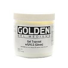 Golden Digital Mixed Media Gel Topcoat