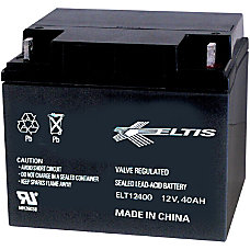 Altronix BT1240 Security Device Battery