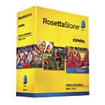 Rosetta Stone V4 Spanish Latin American