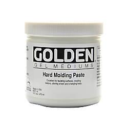 Golden Molding Paste Hard 16 Oz