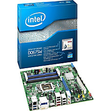 Intel Executive DQ67SW Desktop Motherboard Intel