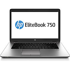 HP EliteBook 750 G1 156 LED