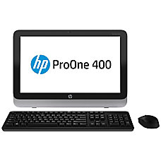 HP Business Desktop ProOne 400 G1