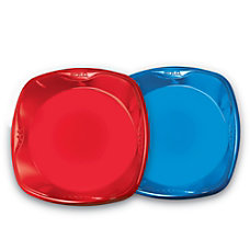 Solo Squared Party Plates 9 Pack