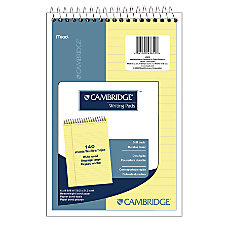 Cambridge Steno Book 6 x 9