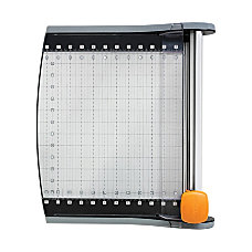 Fiskars LED Rotary Paper Trimmer 12