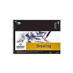 Canson Pure White Drawing Pads 14