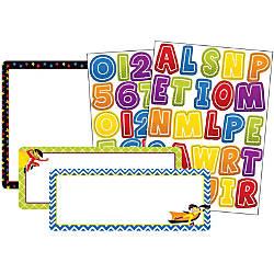 Carson Dellosa Colorful Chalkboard Variety Sticker