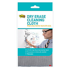 Post it Dry Erase Clean Cloth