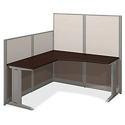 Bush Business Furniture Mocha Cherry U