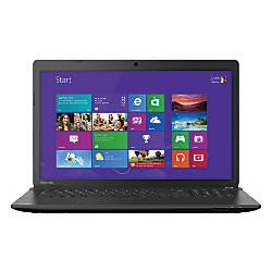 "Toshiba Satellite® Laptop Computer With 17.3"" Screen & 6th Gen AMD A6-6310 Processor, C75D-B7260"