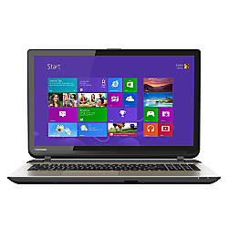 """Toshiba Satellite® Laptop Computer With 15.6"""" Touchscreen Display & 4th Gen Intel Core i3 Processor, L55T-B5271"""