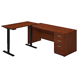 Bush Business Furniture Components Elite L