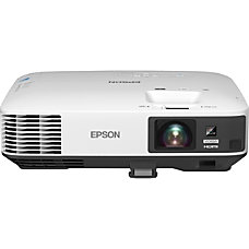 Epson PowerLite 1975W LCD Projector 720p