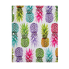 Divoga 2 Pocket Paper Folder Tropical