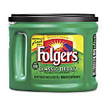 Folgers Custom Aroma Roast Decaffeinated Coffee