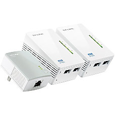 TP LINK AV500 Nano Powerline Adapter